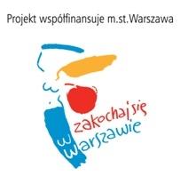 logotyp współfinansowanie Warszawa